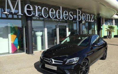 Mercedes Saga Benz à Belleville sur Vie
